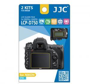 JJC LCD-SKYDD FÖR NIKON D750
