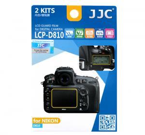 JJC LCD-SKYDD FÖR NIKON D810