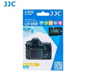 JJC LCD-SKYDD FÖR NIKON D850 2-PACK