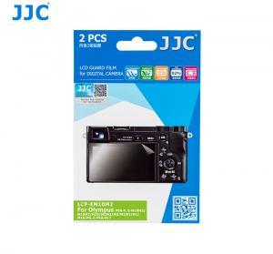 JJC LCD-SKYDD FÖR OLYMPUS OM-D, EM-1,10M2/PEN E