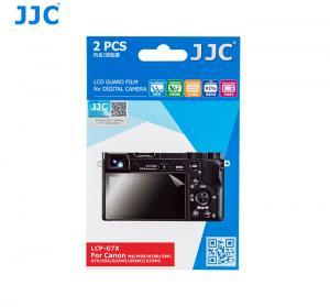 JJC LCD-SKYDD FÖR CANON POWERSHOT G7X/ G7X MARKII