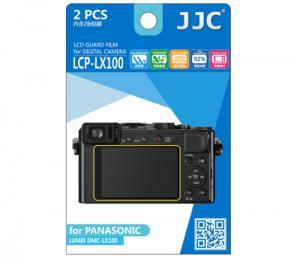 JJC LCD-SKYDD FÖR PANASONIC LX100