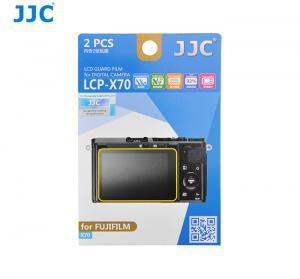 JJC LCD-SKYDD FÖR FUJI X70