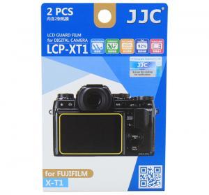 JJC LCD-SKYDD FÖR FUJI FINEPIX X-T2/X-T1