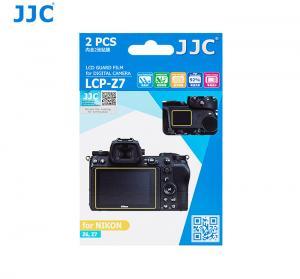 JJC LCD-SKYDD FÖR NIKON Z6, Z7
