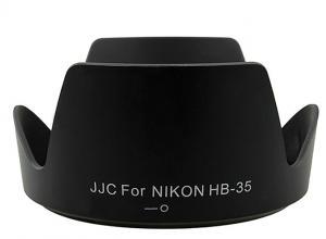 JJC MOTLJUSSKYDD LH-35 HB-35 NIKON DX 18-200ED VR