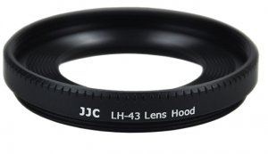 JJC MOTLJUSSKYDD LH-43/ EW-43 EF-M22MM f/2 STM