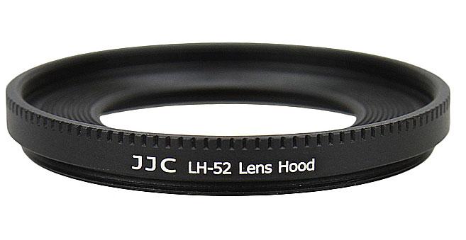 JJC MOTLJUSSKYDD LH-52/ES-52 EF-40MM f/2,8 STM