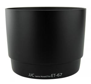 JJC MOTLJUSSKYDD LH-67 ET-67 EF 100MM/2,8 MACRO