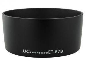 JJC MOTLJUSSKYDD LH-67B ET-67B EF-S 60MM/2,8 MACRO