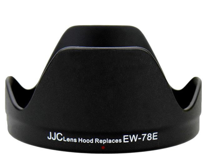 JJC MOTLJUSSKYDD LH78E EW-78E CANON EF15-85MM USM