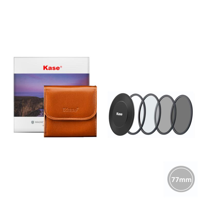 KASE WOLVERINE MAGNETIC CIRCULAR 77MM ENTRY ND KIT