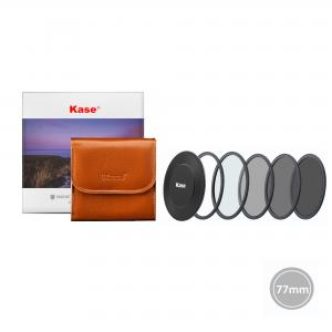 KASE WOLVERINE MAGNETIC CIRCULAR 77MM PRO ND KIT