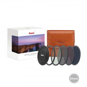 KASE WOLVERINE MAGNETIC CIRCULAR 95MM PRO ND KIT