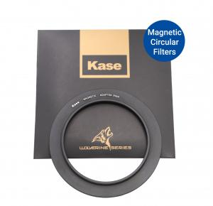 KASE MAGNETIC STEP-UP RING 55 - 82MM