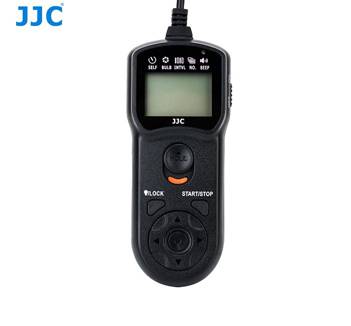 JJC TM LCD TRÅDUTLÖSARE & TIMER ERS.CANON TC-80N3