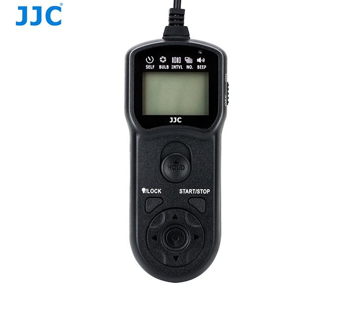 JJC TM LCD TRÅDUTLÖSARE & TIMER ERS. FUJI RR-100