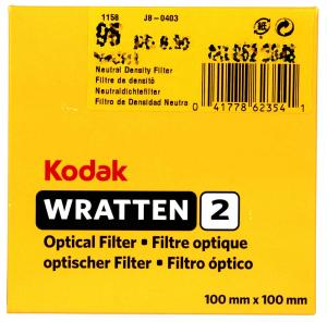 KODAK WRATTEN 80B       100MM