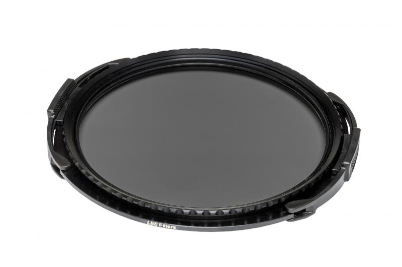 LEE 100 POLARISER FILTER IN CLAM SHELL CASE