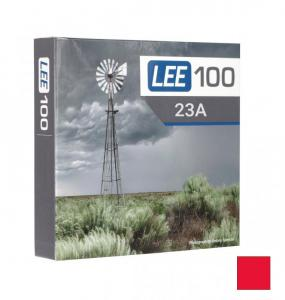 LEE 100X100 2MM RED #23A
