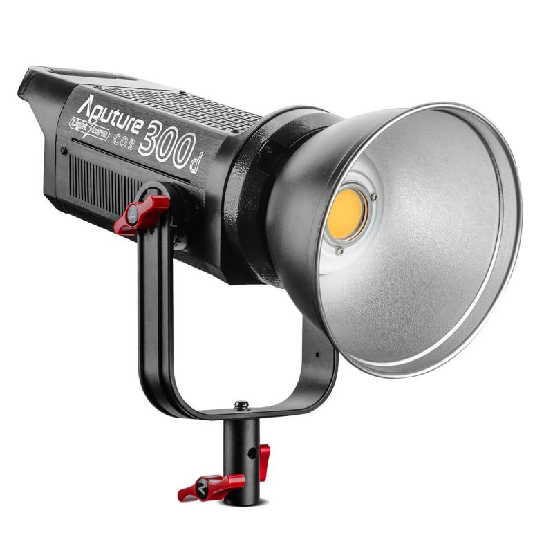 APUTURE LIGHT STORM COB 300D LED KIT