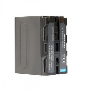 LI-ION BATTERI 6600MAH NP-F960 / 970