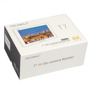 "FEELWORLD T7 LCD MONITOR 7"" HD 4K 1920x1200 DEMO!"