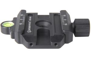 SUNWAYFOTO DDC-60X SCREW-KNOB CLAMP 66MM
