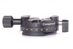 SUNWAYFOTO DDH-05 PANORAMIC PANNING CLAMP 58MM