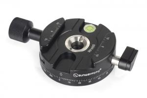 SUNWAYFOTO DDH-05N PANORAMIC PANNING CLAMP 58MM