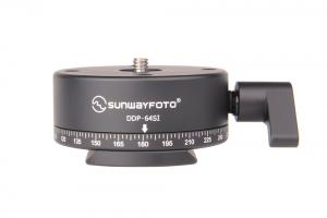 SUNWAYFOTO DDP-64SIX PANORAMIC INDEXING ROTATOR