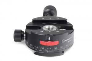 SUNWAYFOTO IRC-64 PANORAMIC INDEX ROTATOR CLAMP