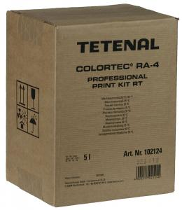 TETENAL COLORTEC RA-4 PRO KIT RT 5 LITER