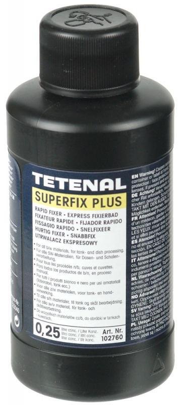 TETENAL SUPERFIX PLUS 0,25 LITER