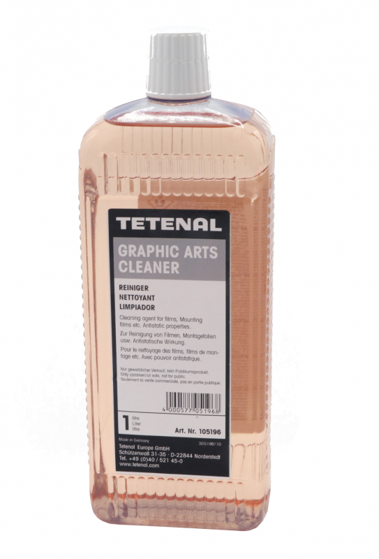 TETENAL GRAPHIC ARTS CLEANER 1 LITER