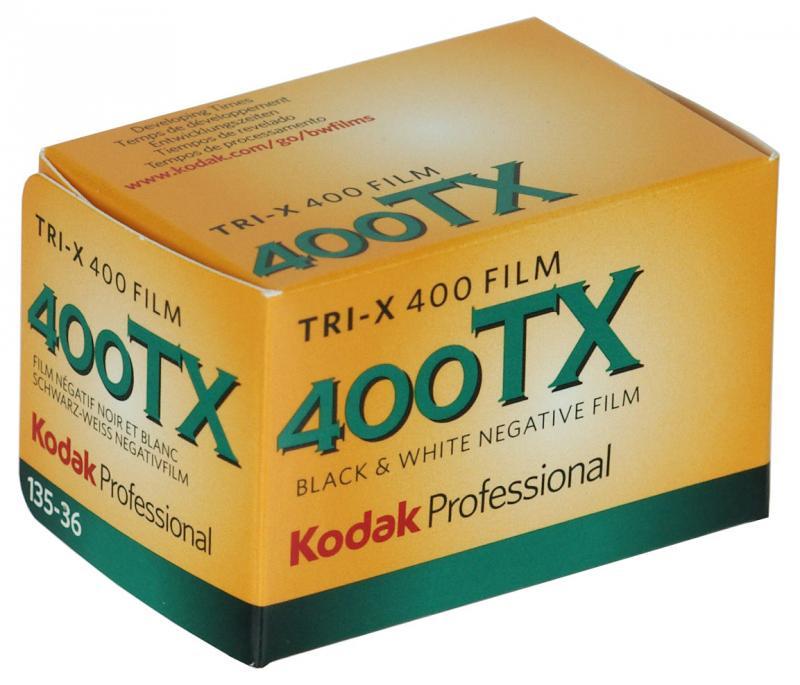 KODAK TRI-X 400 135-36