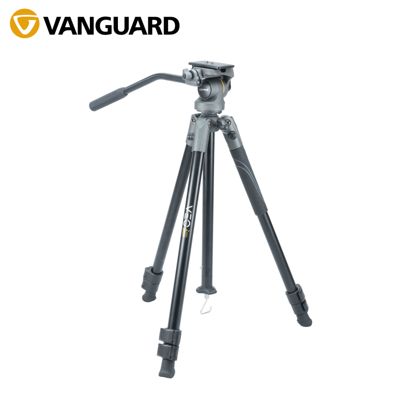 VANGUARD VEO2 PRO TRIPOD 233AV VIDEO PAN HEAD