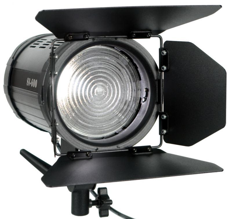 FOTOBESTWAY SV600 DMX LED FRESNEL SPOT 60W