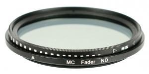 55MM FILTER ND FADER ND2-D400