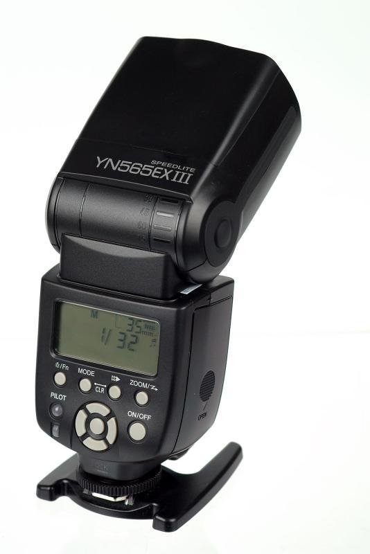 YONGNUO YN-565EX III CANON E-TTL