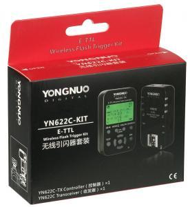 YONGNUO YN-622 E-TTL KIT CANON