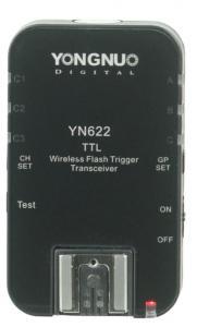 YONGNUO YN-622 NIKON MOTTAGARE