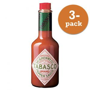Tabasco Sås 3x350ml