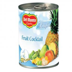 Fruktcocktail Diet 12x400g Del Monte