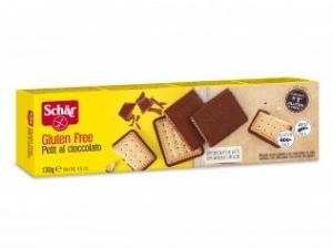 Butterkex Choklad Glutenfria 12x130g Schär