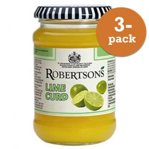 Lime Curd 3x320g Robertsons