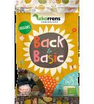 Back To Basics Godis 1x80g EKO Ekorrens KORT HÅLLBARHET