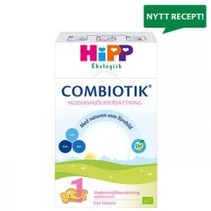 Baby Combiotik 1 Pulver Eko 1x600g Hipp KORT HÅLLBARHET