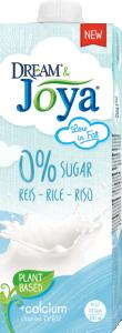 Rismjölk 0% Socker Joya&Dream 10x1liter