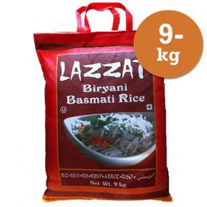 Basmatiris 9kg Parboiled Biryani Lazzat